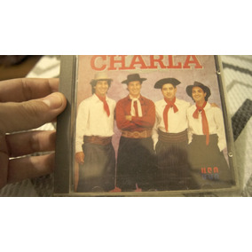 Cd Grupo Charla - Oraçao De Gaucho