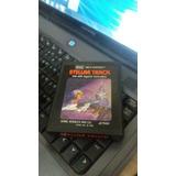 Stellar Track Atari 2600 Raro