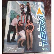 Grupo Jeans Catalogo Mundo Terra Otoño Invierno 2003/2004