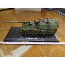 Ixo Altaya 1/72 Blindados Panzerhaubitze 2000 Tanque Aleman
