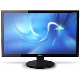 Monitor Acer P166hql 15.6 Pulgadas Led Negro / Um.zp6aa.b02