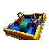 Mult Park Inflável 5 M X 5 M Diversas Atividades Playground