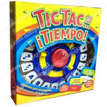 Tic Tac Tiempo Juego De Mesa De Memoria Tiempo Palabras Tv