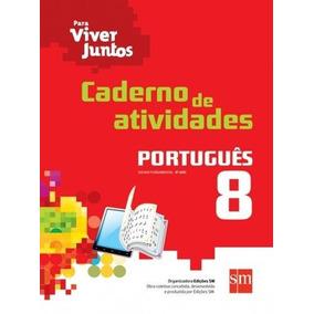 Para Viver Juntos - Portugues - Caderno De Atividades - 8º A