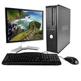 Dell Optiplex De Escritorio, De Doble Núcleo De 2,6 Ghz, 2
