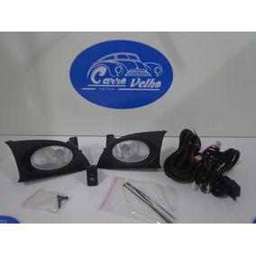 Kit Farol Auxiliar Honda Fit C/lampadas 2003/2007