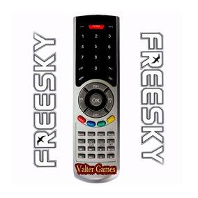 Controle Remoto Freesky Duomax Hd Pronta Entrega