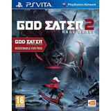 God Eater 2 Ps Vita (en Español) Murder Games (nuevo+sellado