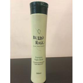 Shampoo Argila Verde 300ml Bulbo Raiz