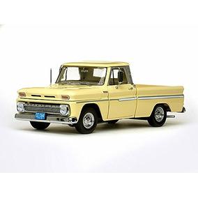 Juguete 1965 Chevy C-10 De Costado Camioneta Pickup, Amaril