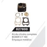 Cilindro Completo Boxer Ct 100 (pregunte Disponibilidad)