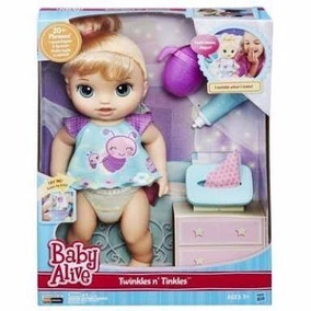 Baby Alive Surpresas Brilhantes