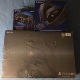 Ps4 Playstation 4 Pro 500 Million Limited Edition 2tb Consol