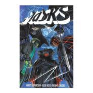 Masks - Aleta - La Sombra - Avispon Verde - Kato - Alex Ross