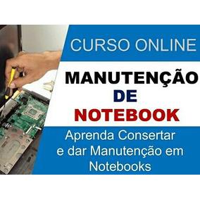 Manuntenção De Nootbooks Curso Completo + Brinde