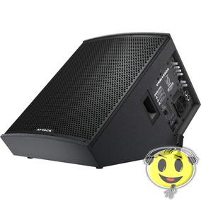 Caixa Retorno Attack 15 Vrm1550a Monitor Ativo - Kadu Som