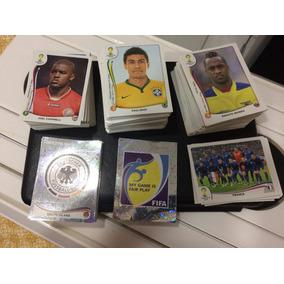 Figurinhas Avulsas Álbum Copa Do Mundo Brasil 2014