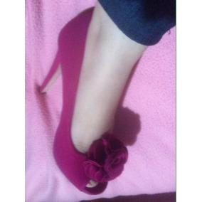 Zapatos De Tacón Altos Db Dk Fashion Talla 6 1/2