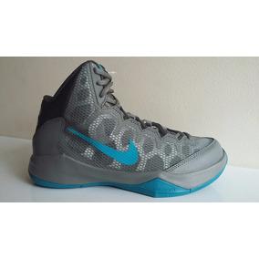 Nike Gris Originales Bota Baloncesto Fotos Reales Basket