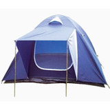 Carpa Camping 4 Personas Impermeable