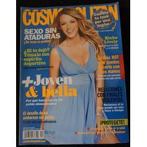 Revista Cosmopolitan Blake Lively Gossip Año 2008