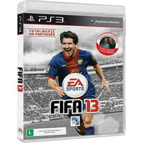 Fita Ps3 Fifa 2013 ( Original )