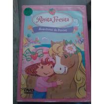 Rosita Fresita Aventuras De Ponies Dvd Rarovideojuegos