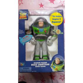 Ultimate Buzz Lightyear Parlante Toy Story Disney Pixar