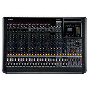 Mesa De Som Yamaha Mgp24x | Ipod | Iphone | Nfe | Garantia!!