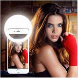 Flash Selfie Smatphone Celular Camera Luz Led