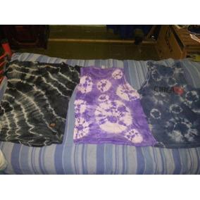 Vendo Remeras Y Musculosas Con Tecnica Batik Artesanal