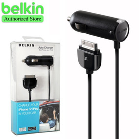 Cargador De Automovil Belkin Para Ipod Classic Touch Iphone