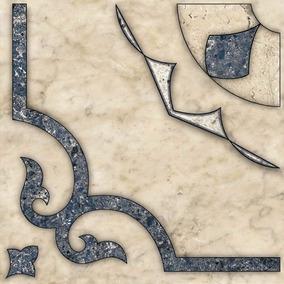 Ceramica Allpa Pisos 36x36 San Telmo Azul 1ª Calidad