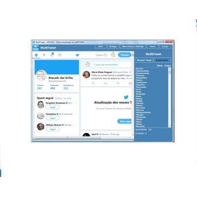 Divulgador Automatico Para Twitter - Divulgue Seu Blog, Site