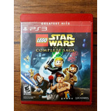 Lego Star Wars The Complete Saga Playstation 3 Ps3 !!