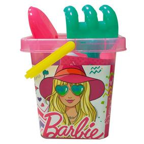 Baldinho De Praia - Barbie - Fun