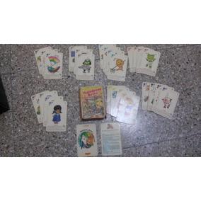 Cartas Cromy Rainbow Brite Zona Retro Juguetería Vintage