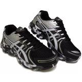 Tênis Asics Caminhada Corrida Masculino Academia 38 Até 44 f834bde6d86cc