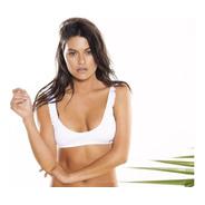 Bikini Top Con Alm Y Volados 771-20 Mix & Match Sweet Lady