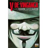 V De Vingança - (2ª Edição) - Panini