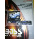 Reproductor De Pantalla Táctil Boss Bv9990 7 Dvd/mp3/cd