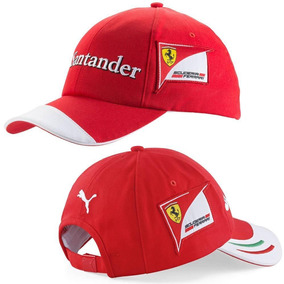... Aba Curva C  Regulagem. São Paulo · Bone Puma Scuderia Ferrari  Santander F1 100 % Original 799c5442f8a