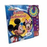 Libro Didactico Musical Mickey Con Sonido Disney