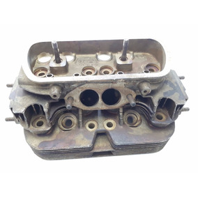 Cabeçote Motor Fusca Brasilia Kombi 1600 / 83 Vw 0401013755