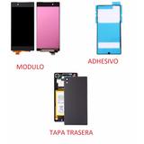 Modulo Display Sony Xperia Z5 E6603 + Tapa Trasera +adhesivo