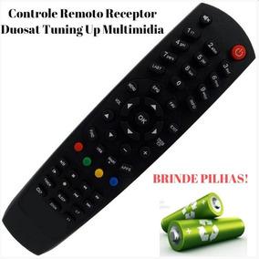Controle Remoto Du#osat Tunin#g Up Hd P/ Tv Led Philips