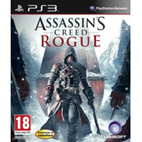 Assassins Creed Rogue Español - Mza Games Ps3