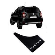 Juego X 4 Barreros Goma Renault Duster U Oroch ( Delanteros + Traseros )