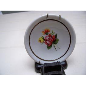 Excelente Platito De Porcelana Marly Coleccion Miniaturas