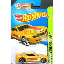 Hot Wheels Chevy Camaro Transformers Bumblebee Orig Mattel